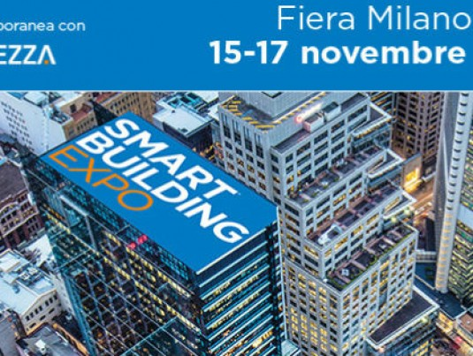 Smart Building Expo impiantistica building automation e system integration